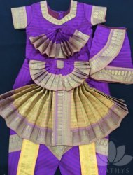 "Purple costume available sizes are pan tht 24"" - 26"" Totally 4 costumes are available . g3"