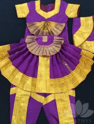"Purple costume available sizes are pan tht 24"" - 26"" Totally 4 costumes are available. G3"