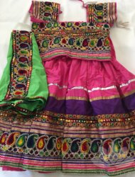 Garba costumes for group dance