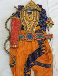 Rama dance Costumes