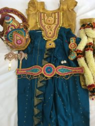 Srinivasa Dance Costumes